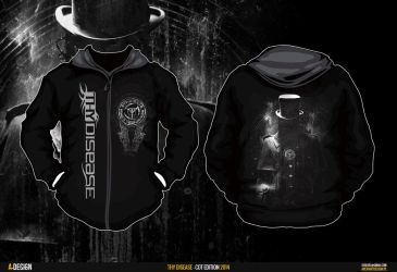 Thy Disease - Costume of technocracy - merchandise by szafasz