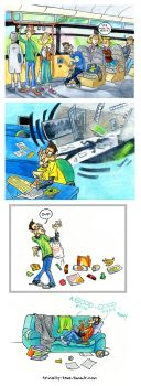 The Daily Life of Pascal Winford by Oly-RRR