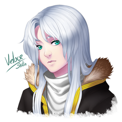 Veloce Visrin by DragonflyEmpress