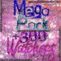 MEGAPACK! +300 watchers by aidebieber15