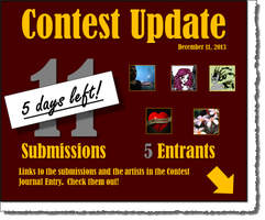 Lady Merreth's Second Contest -- Five Days Left! by LadyMerrethsAuthor