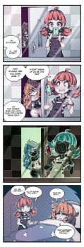 Negative Frames - 17 by Parororo