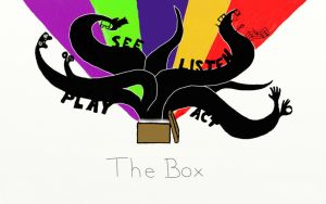 The Box. by foxblock