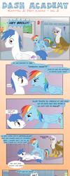 Norwegian - Dash Academy 2 Hot Flank Part 2 by TheHallOfMall