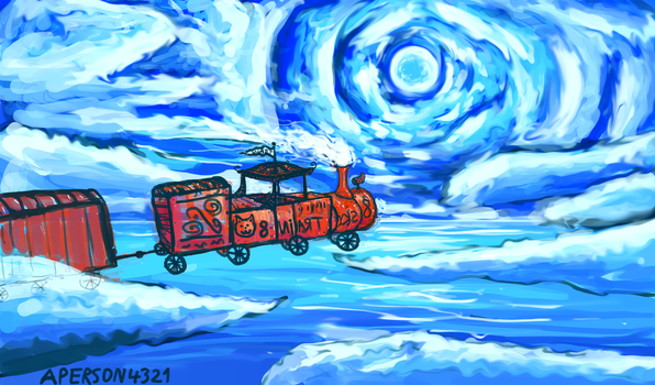TRAIN! by aperson4321