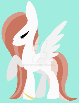 Lineless Angel Cake by EdgeofFear