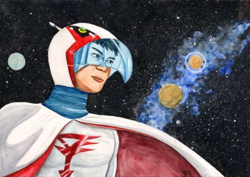 Battle of the planets - 1 by Lord-Makro