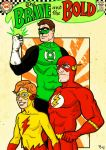 Green Lantern Thursday- 7 by RamonVillalobos