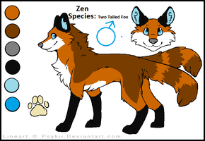 Zen Reference Sheet by Hyperactive-Blue