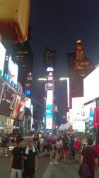 Times Square at Night by Emerald4713