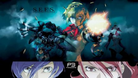 Persona 3 by ABloodyCry