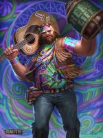 Super Chill Bacchus by PTimm