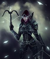 Demon hunter by Saove