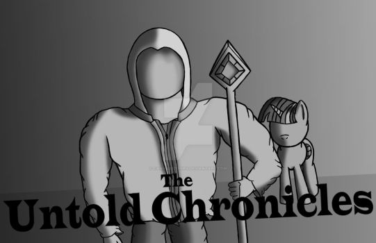 Untold Chronicles cover 01 by CanvasStories