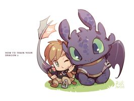 how to train your DRAGON 2 by nnnnoooo007