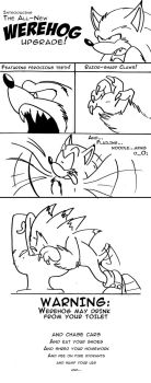 The All-New Werehog Upgrade by SonicMaster23
