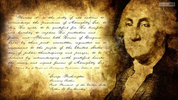 Separation Of Church And State: George Washington by SympleArts