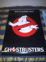 Ghostbusters poster by EgonEagle