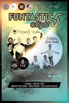 Funtastic 5 Night Poster by saylow