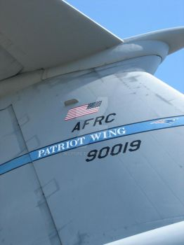 Patriot Wing C-5 Tail