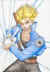 Kamehameha Trunks by Tenshi--no--yume