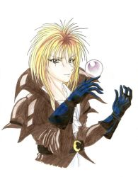 .:Jareth the Goblin King:. clr by Kim-Ai1