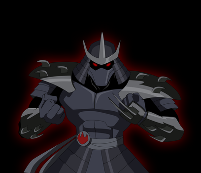 Shredder by BatmanInc