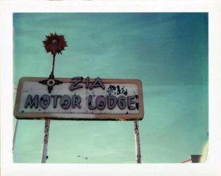 Zia Motor Lodge by fishtankbabe