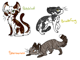 Warrior Cat Adopts | Closed by ArchSerpent