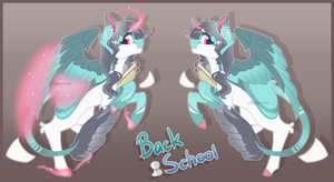 CLOSED   Custolus Auction - Back to School by Riipurr