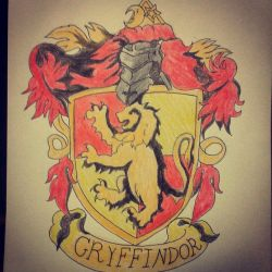 Gryffindor by she-wolf99