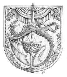 Coat of Arms by Aphilien