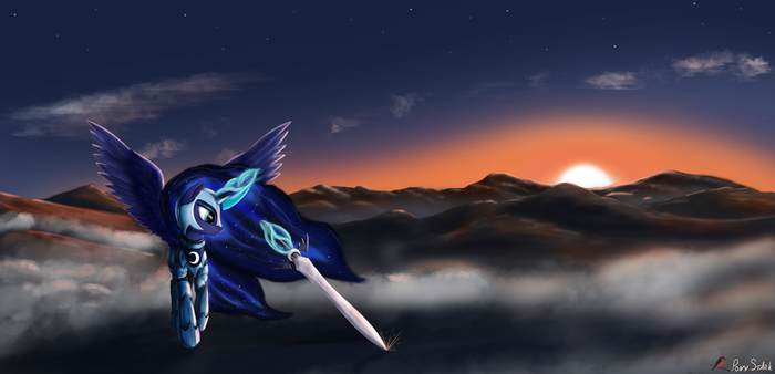Guardian Of The Night by Pony-Stark