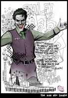 The Man Who Laughs by CitizenWolfie