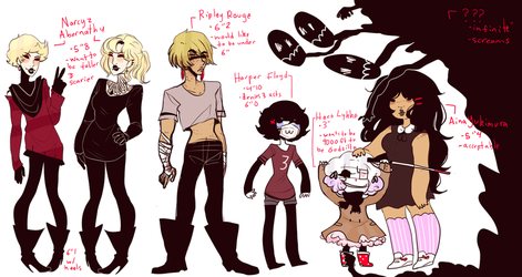 height and ocs by catshops