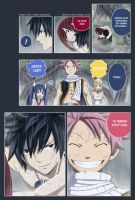 Fairy Tail 242 Page 18 Color by Ornav