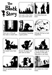 The Black Story - page1 by Evaty