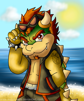 Welcome to my Beach~ by Jei-ice
