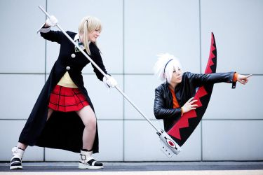 Soul Eater - This way by Majin-sama