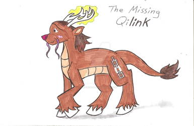 Missing (Qi)-Link MLP by Scared2dream