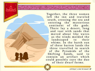 Another Princess Story - Shifting Sands by Dragon-FangX