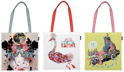 totebags by jesskajuice