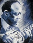 Bukka White by Atlasrising