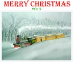 Merry Christmas 2017 by PRR8157