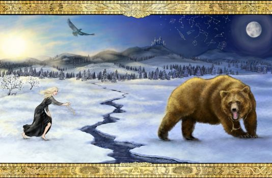 The Brown Bear of Norway by Flrmprtrix