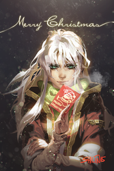 Merry Christmas - piece for patreon by shilin