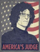 America's Judge by jarturotorres