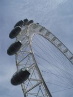 The London Eye by Sunlandictwin