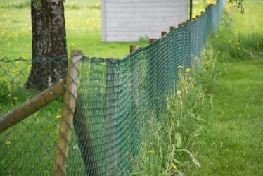 This fence is longer than it looks I promise by varuller