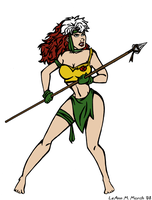 Savage Rogue by ForeverRogue